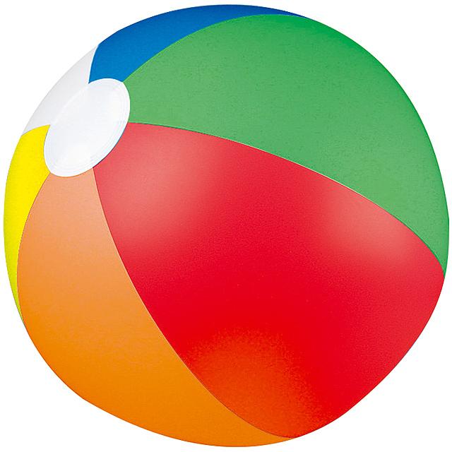 beach ball multicolour -