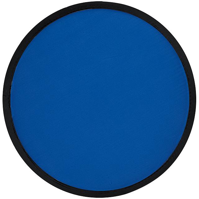Skládací frisbee - modrá