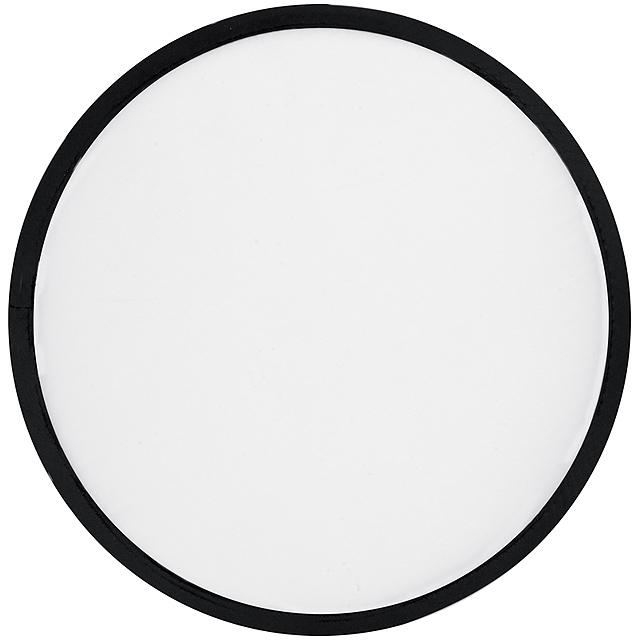 Skládací frisbee - bílá