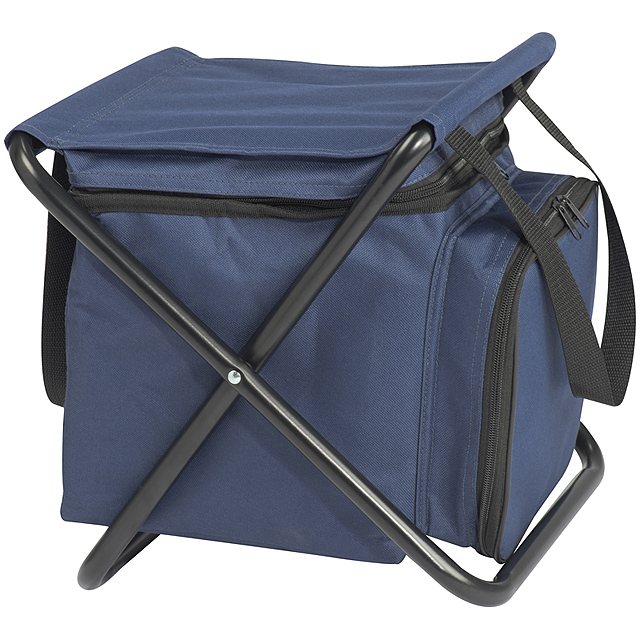 Pikniková židle - modrá