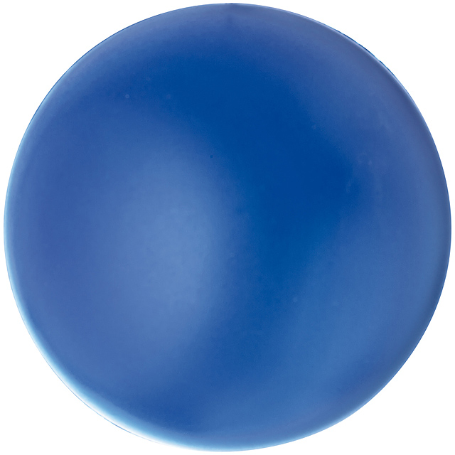Antistresová míč - modrá