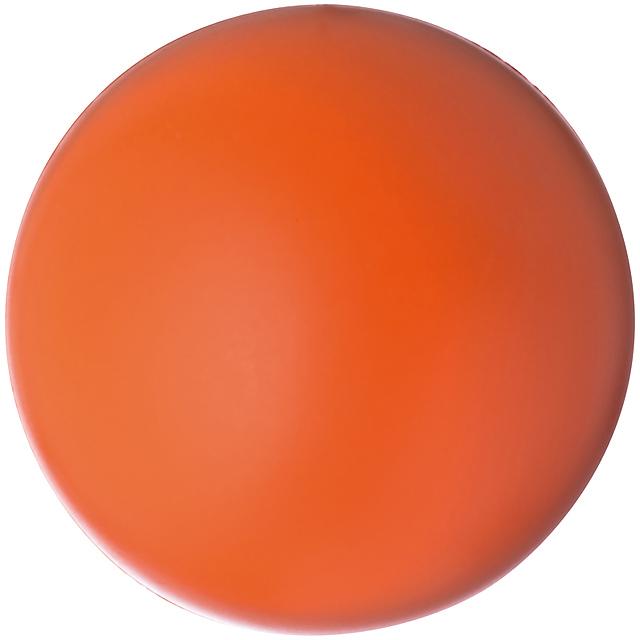 Antistresová míč - oranžová