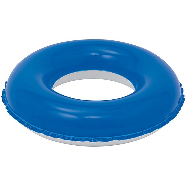 Nafukovací kolo - modrá