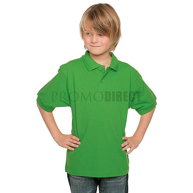 B&C - Dětské triko - bílá