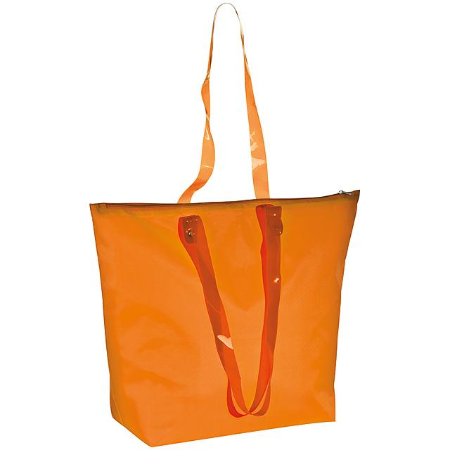 Plážová taška - oranžová