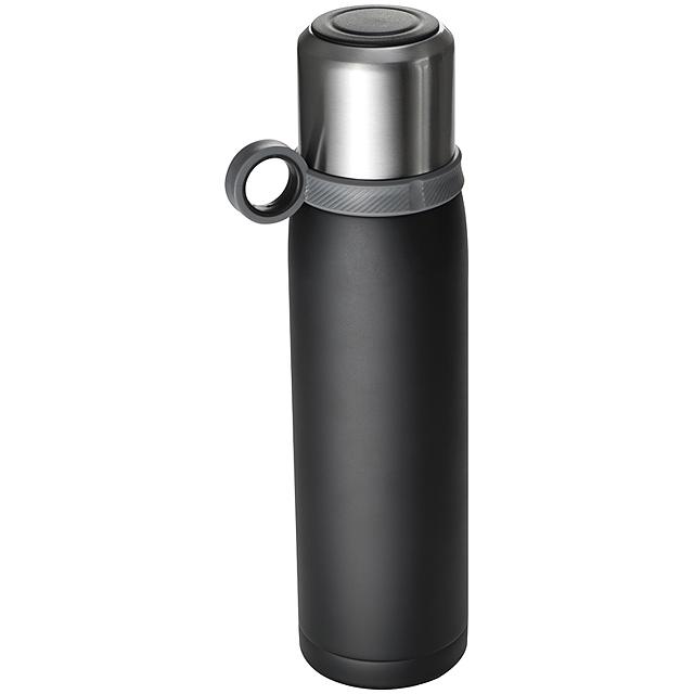 Nerezová termoska - čierna c02fa1c2f70