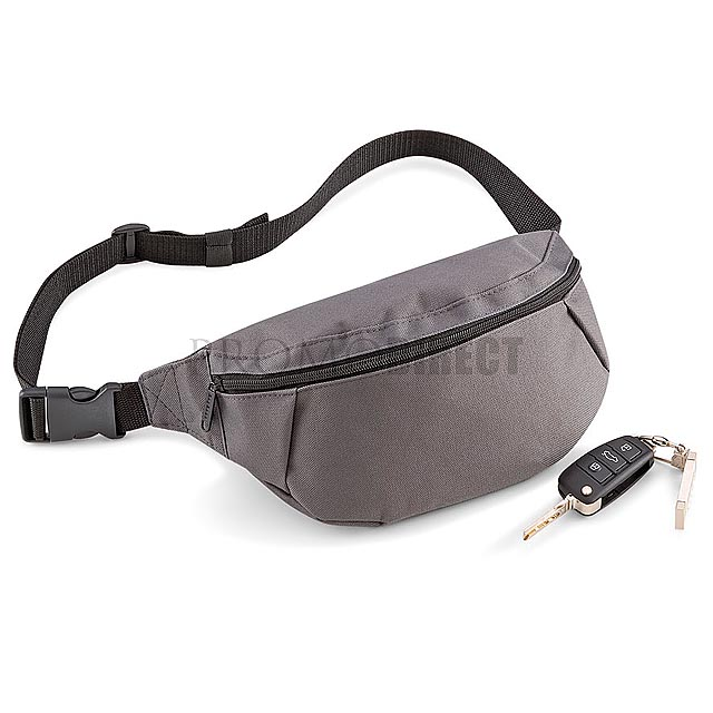 Bag Base - ledvinka - černá