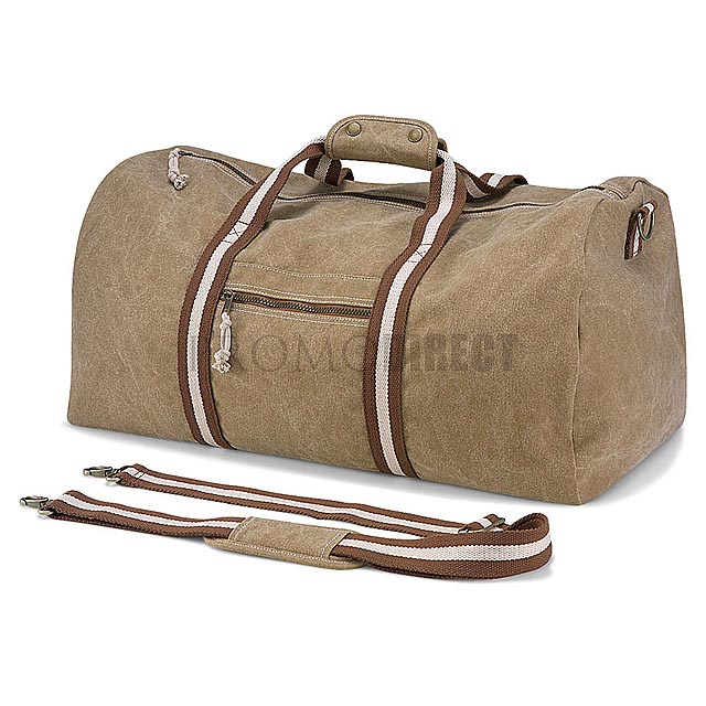 Quadra - cestovní taška - béžová