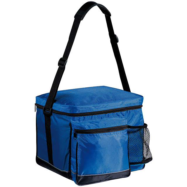 Cooler chladící taška - modrá