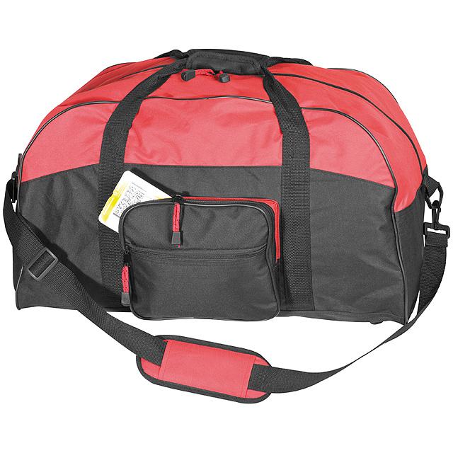 Journey cestovní taška - červená