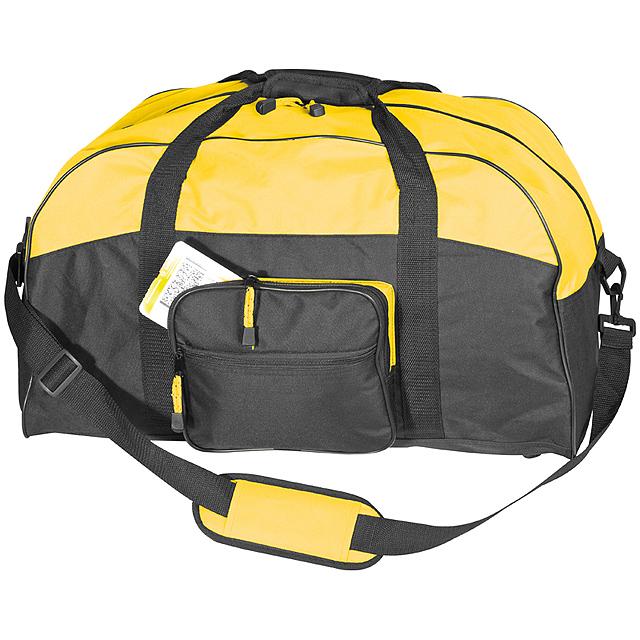 Journey cestovní taška - žlutá