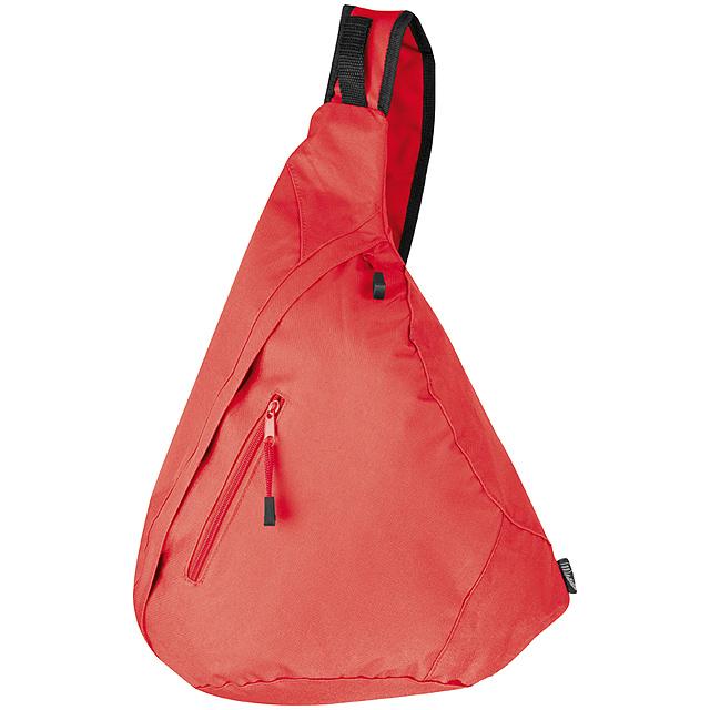 Sportovní taška - červená