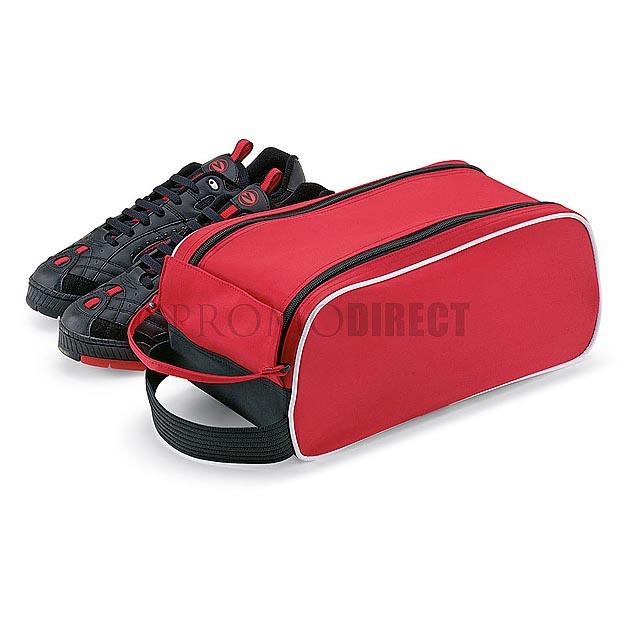 Quadra - taška na boty - černá