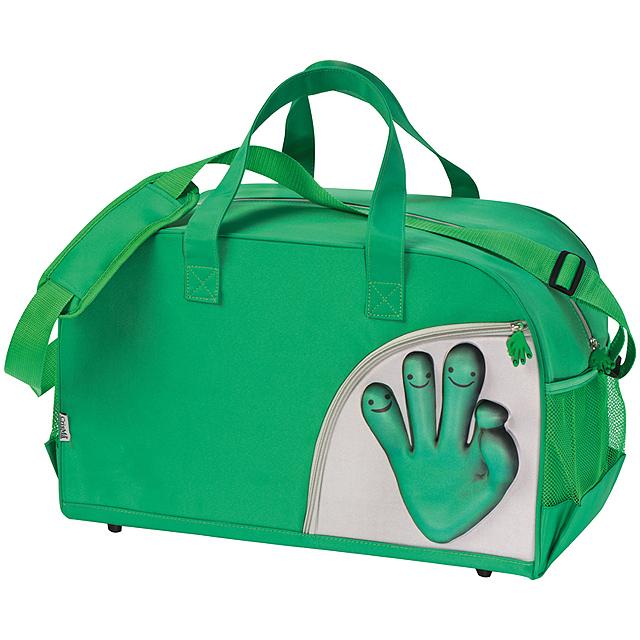 Sportovní taška - zelená