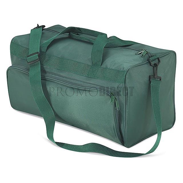 Quadra - cestovní taška - černá