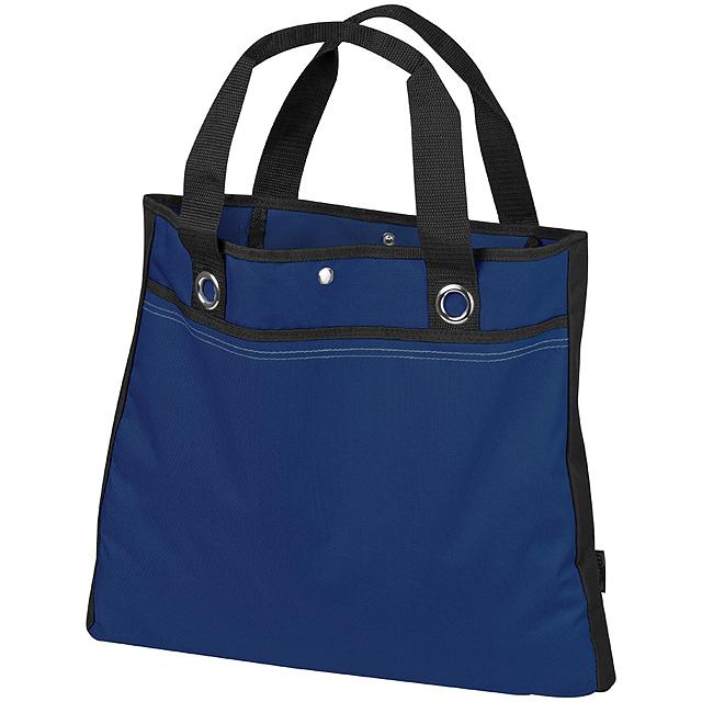 Nákupní taška - modrá