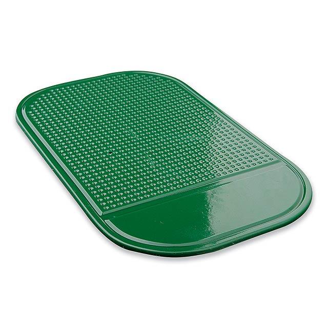 NOSLIP - pryžová prostiskluzová podložka - zelená