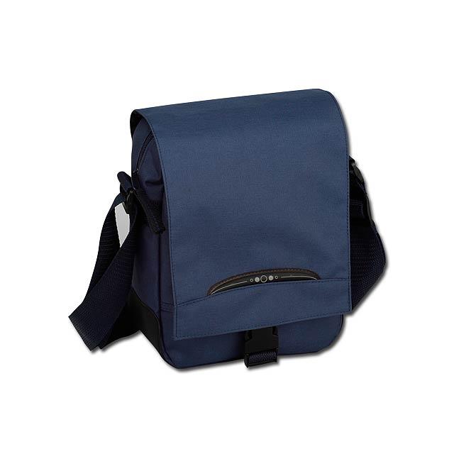 TESS - polyesterová taška, 420D - modrá