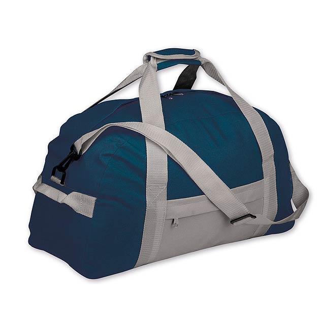 PADMA - polyesterová cestovní taška, 600D - modrá