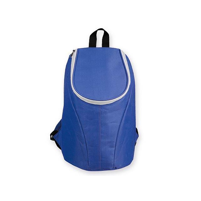GRAYSEN polyesterový termo batoh, 600D, Královská modrá - modrá