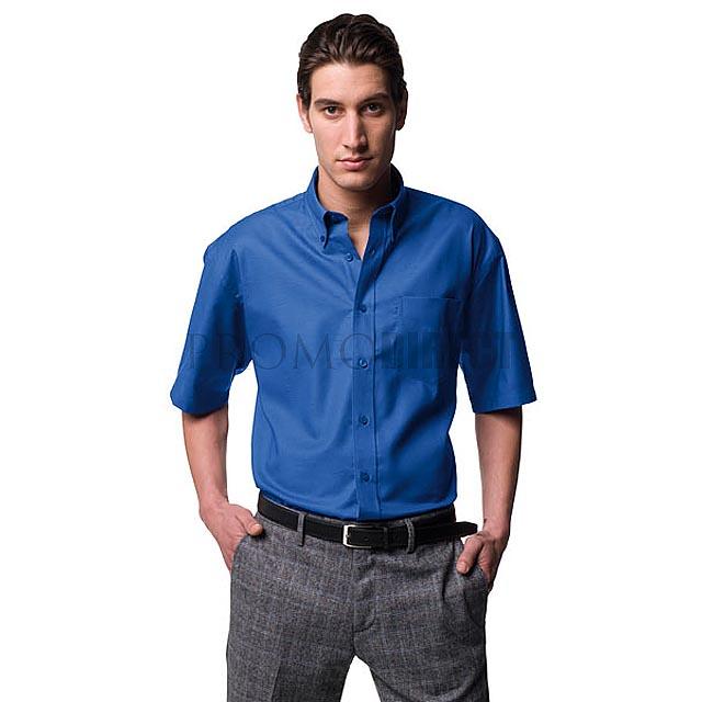 Russell Europe - pánská košile krátký rukáv - bílá