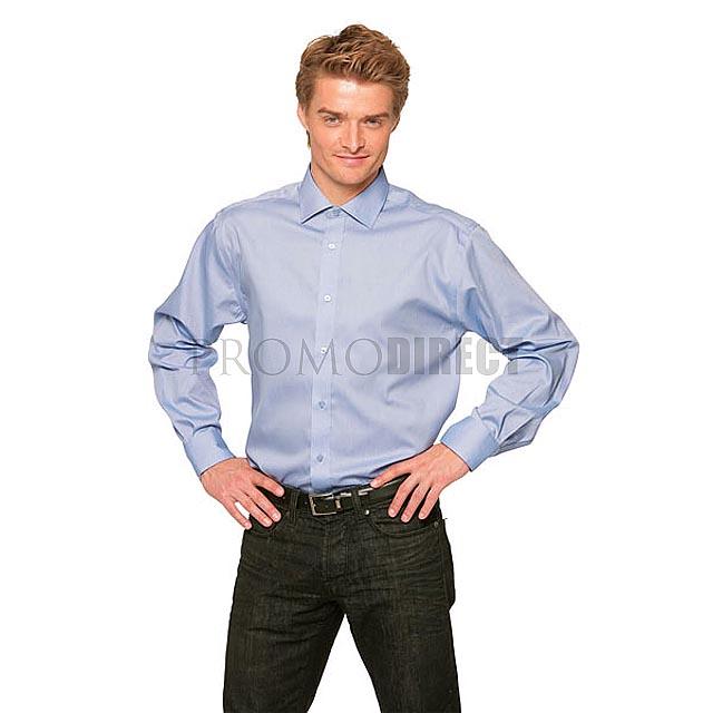 Kustom Kit - pánská košile - bílá