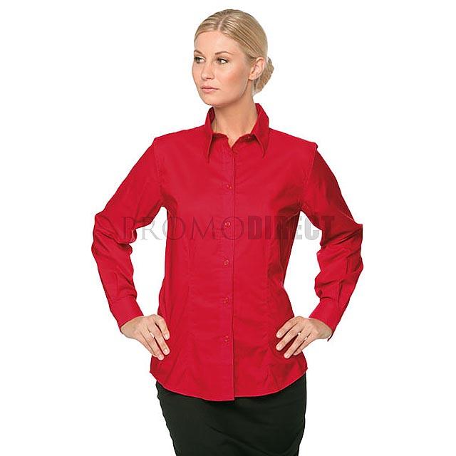 Kustom Kit - dámská košile - černá