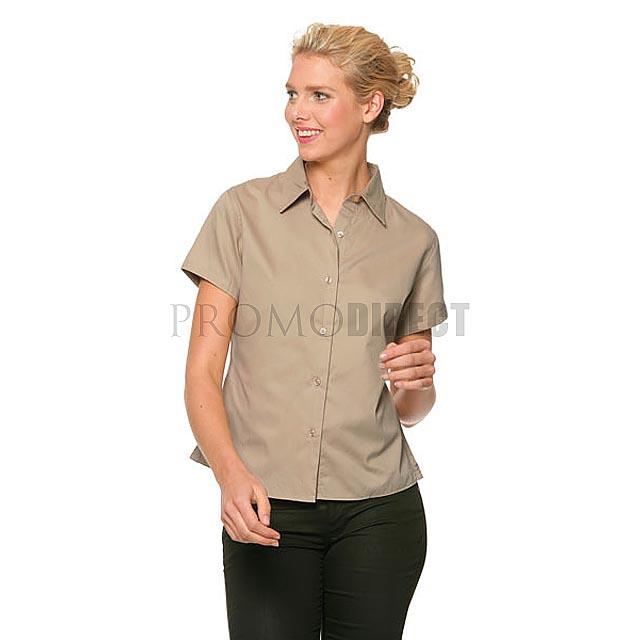 Russell Europe - dámská košile - bílá