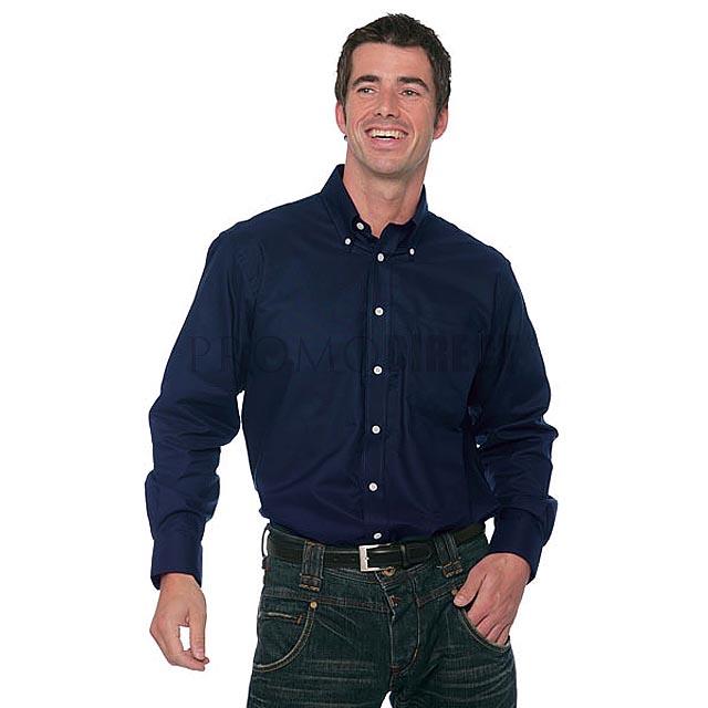 Fruit of the Loom - pánská košile - černá