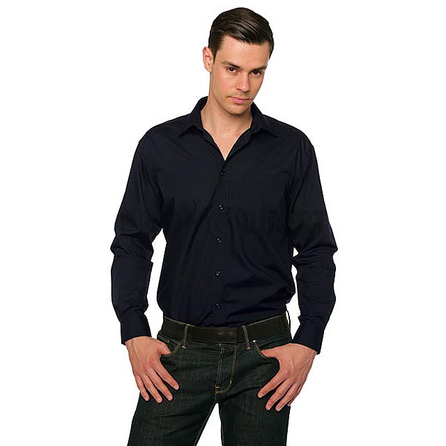Russell Europe - pánská košile - bílá