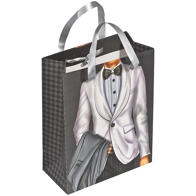 Dárková taška s kamínky -