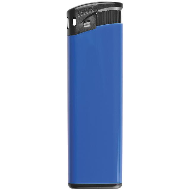Elektronik-Feuerzeug - blau