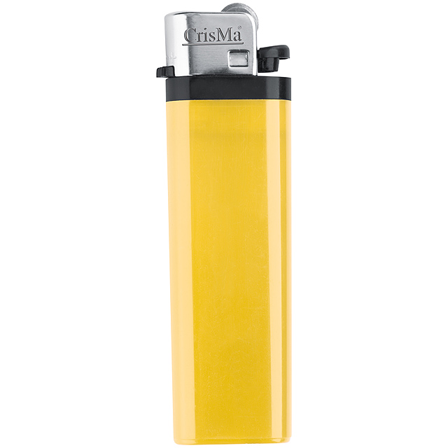 Classic disposable lighter - yellow
