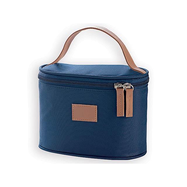 MEDEA kosmetická taška, Modrá - modrá