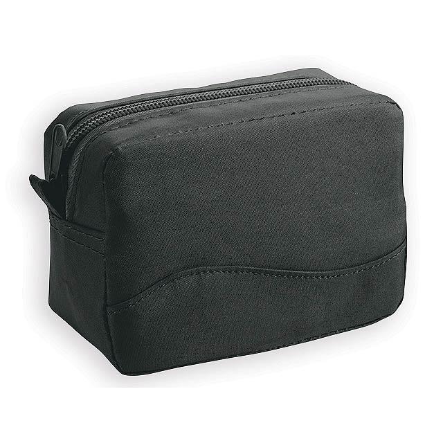 FLORIN kosmetická taška, Černá - černá