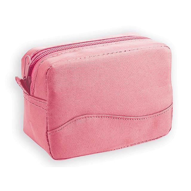 FLORIN kosmetická taška, Růžová - růžová