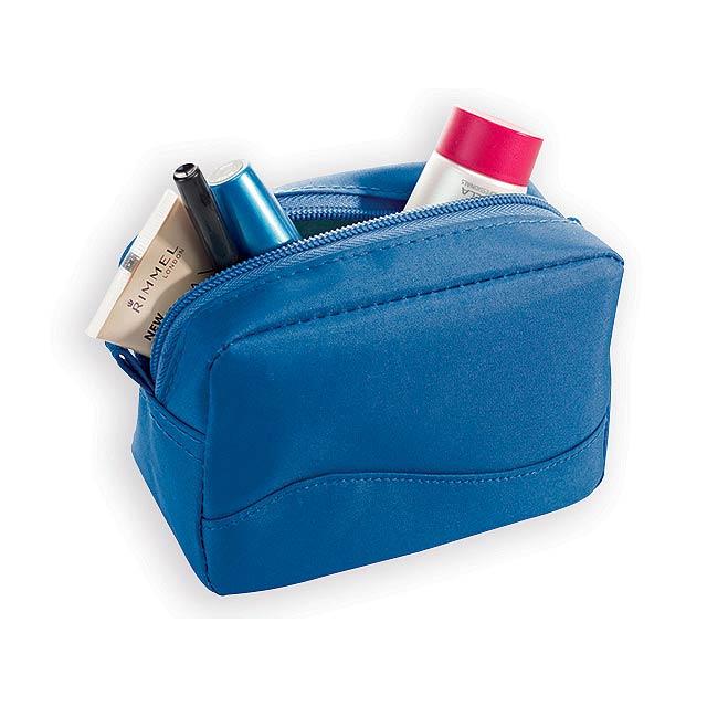 FLORIN kosmetická taška, Královská modrá - modrá