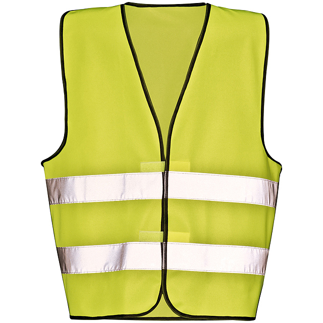 Reflexní vesta en-471 - žlutá