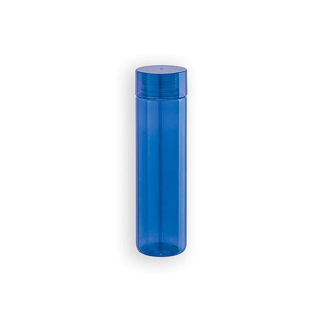 BARTOLO plastová sportovní láhev, 790 ml, Královská modrá - modrá