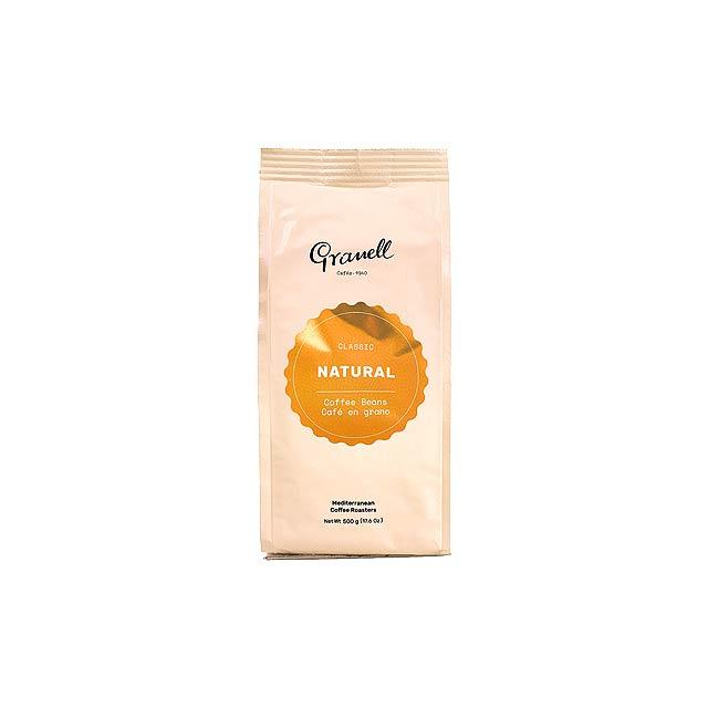 GRANELL pražená zrnková káva, 100% robusta, 250 g, Vícebarevná - multicolor