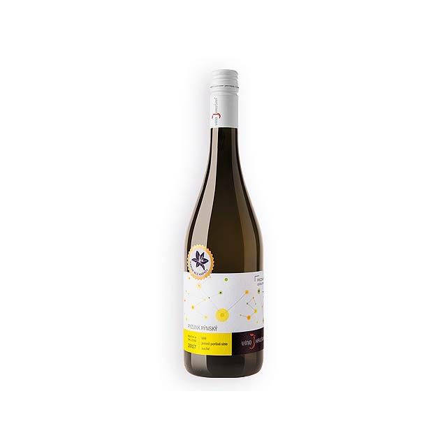 FRIZZANTE RYZLINK RÝNSKÝ jemně perlivé víno, ryzlink rýnský, jakostní, suché, Vícebarevná - multicolor