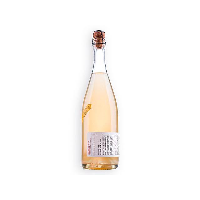 SEKT PÉT NAT CHARDONNAY šumivé víno, suché, 750 ml, Skoupil, Vícebarevná - multicolor