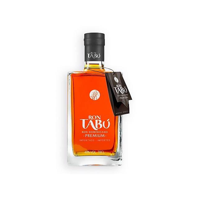 TABÚ rum z Dominikánské republiky, obsah alk. 40%, 700 ml, Vícebarevná - multicolor
