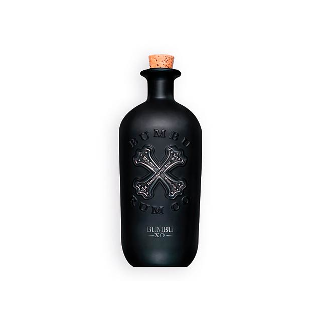 BUMBU XO panamský rum, stáří 18 let, obsah alk. 40%, 700 ml, Vícebarevná - multicolor