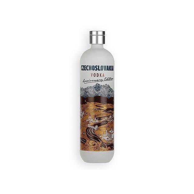 CZECHOSLOVAKIA CZECHOSLOVAKIA vodka, obsah alk. 40%, 700 ml, Vícebarevná - multicolor