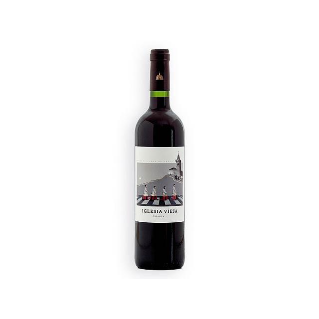 IGLESIA VIEJA CRIANZA španělské červené víno cuvée Monastrell, Syrah, Garnacha, 750 ml, Vícebarevná - multicolor