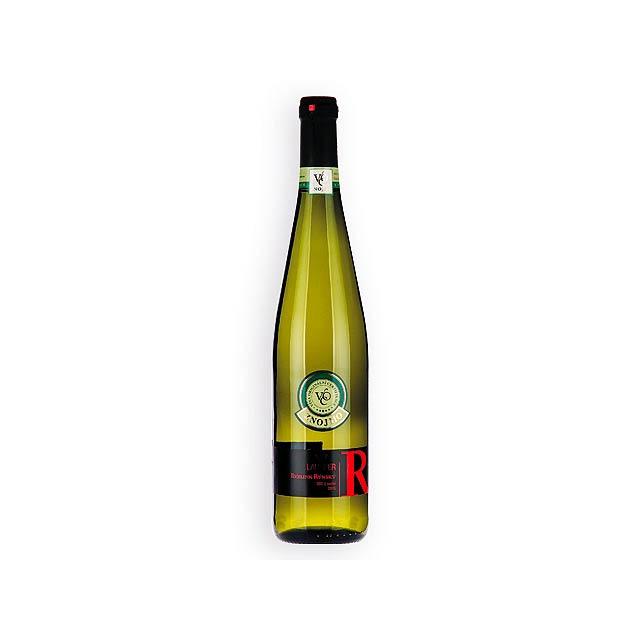 RYZLINK RÝNSKÝ víno originální certifikace, suché, 750 ml, LAHOFER - multicolor