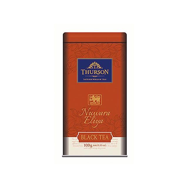 NUWARA ELIYA sypaný černý čaj, 100 g, Vícebarevná - multicolor