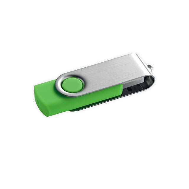 DURIE - USB flash drive, 4GB. - green