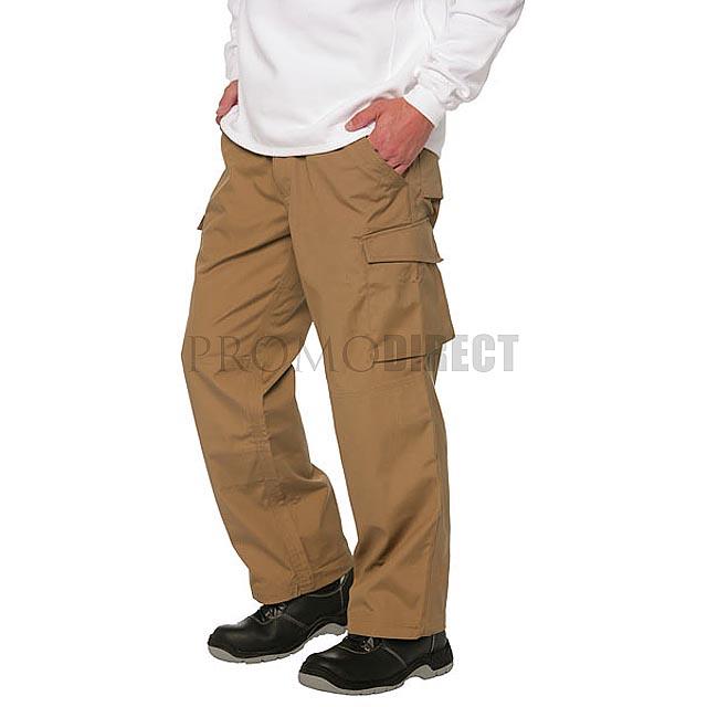 Russell Europe - pracovní kalhoty - černá